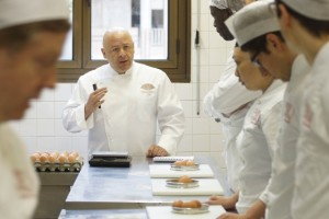 Formation cuisine nomade avec Thierry Marx.